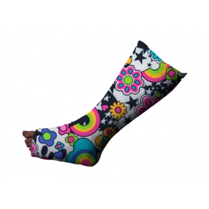 Flower Power Short Leg Cover