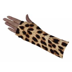 Leopard Short Arm Cover