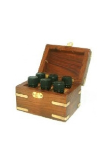 6x10ml Aromatherapy Box