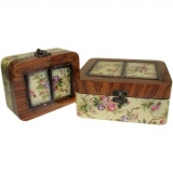 Victorian Keepsake Boxes