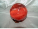 Real Quartz Crystal Ball