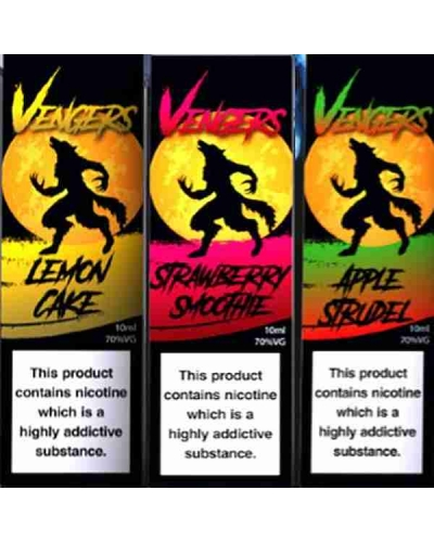 Strawberry Smoothie E-Liquid by Vengers VG+