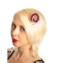 Simply Delicious - Cupcakes Hair Clip / Pin / Brooch