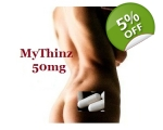 MYTHINZ 50mg  x15