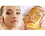 Gold Collagen Bio Crystal Face Mask anti aging a..