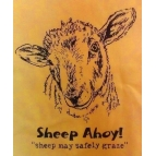 SHEEP AHOY! t shirt