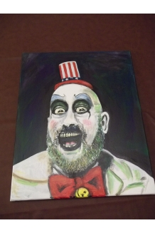 Captain Spaulding Devils Rejects House 1000 Corpses Rob Zombie Sid Haig