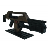 Aliens Stunt M41A1 Pulse Rifle Brown B..
