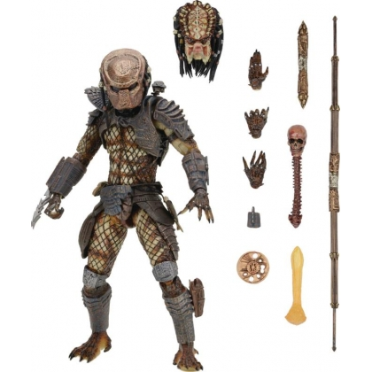 "Predator 2 Ultimate City Hunter 7"" Action Figure from NECA"