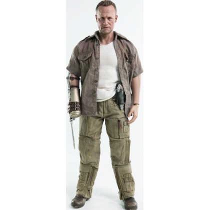 AMC The Walking Dead Merle Dixon 1:6 Scale Action Figure Three A