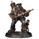 BioShock Big Daddy Rosie Statue Figure..