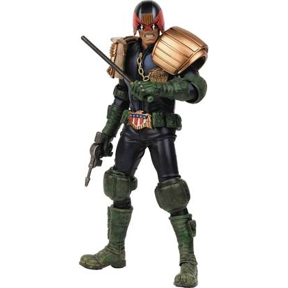 Apocalypse War Judge Dredd 1:6 Scale Action Figure By Three A Zero