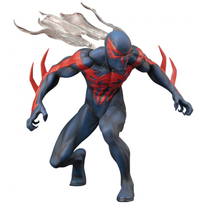 Marvel Comics Now ArtFx+ Spider-Man 2099 Statue Figure Kotobukiya