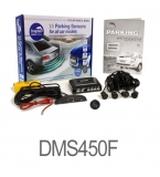 Micro Dolphin Front Display 4 Sensor Reversing Kit