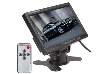 "7"" Dash Mounting Monitor"