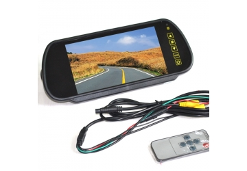 "7"" Rear View Mirror Mounting Monitor"