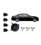 Dolphin 24V Audio Reverse Parking Sensors