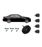 Dolphin Audio Front Parking Sensors