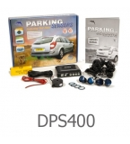 4 Parking Sensors - Audio Alert