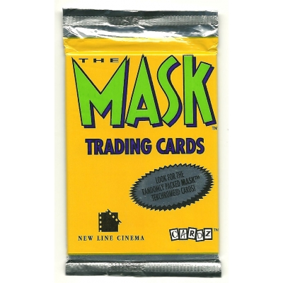 1994 Cardz THE MASK Trading ..