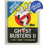 1989 Topps Ghostbusters 2 Trading Cards