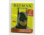1992 Topps Batman Returns Trading Cards