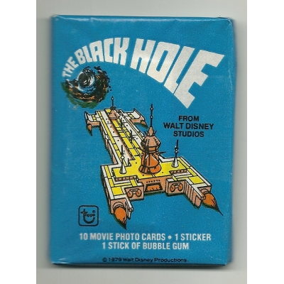 1979 Topps The Black Hole Tr..