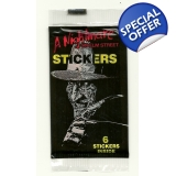 1987 A Nightmare on Elm Street Sticker..