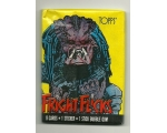 1988 Topps Fright Flicks Trading Cards Predator