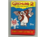 1990 Topps Gremlins 2: The New Batch Trading Cards