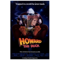 1986 Topps Howard the Duck Trading Cards