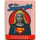 1984 Topps Supergirl Stickers & Tradin..