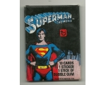 1978 Topps Superman: The Movie Trading Cards