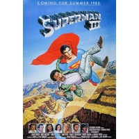 1983 Topps Superman 3 Trading Cards