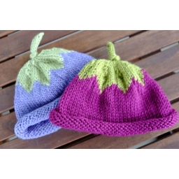 Hand knit Berry Berry H..