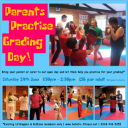Parents Practise Grading Day