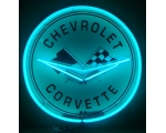 Chevrolet Corvette full canned neon DOUBLE
