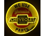 Full Can 24 inch Chevrolet Parts Double Neon