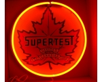 Supertest Neon Sign 24 inches round
