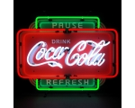 Coca-Cola Neon Sign 26 X 19 inches