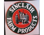Sinclair Farm Products Graphic Decal approx
