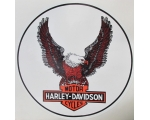 Harley Davidson Motorcycles Eagle Vinyl Decal