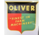 Oliver Machinery Decal
