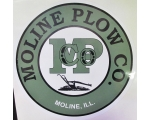 Moline Plow Co. Decal