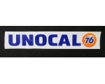 76 Gas Unocal Decal