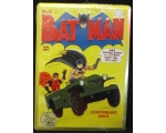 NEW Comics Batman Metal Embossed Sign