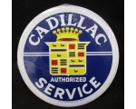 NEW Metal Cadillac Service 12