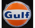 NEW Metal Gulf Gasoline 12
