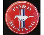 NEW Ford Mustang Metal 12