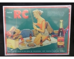 NEW RC Cola Metal 12